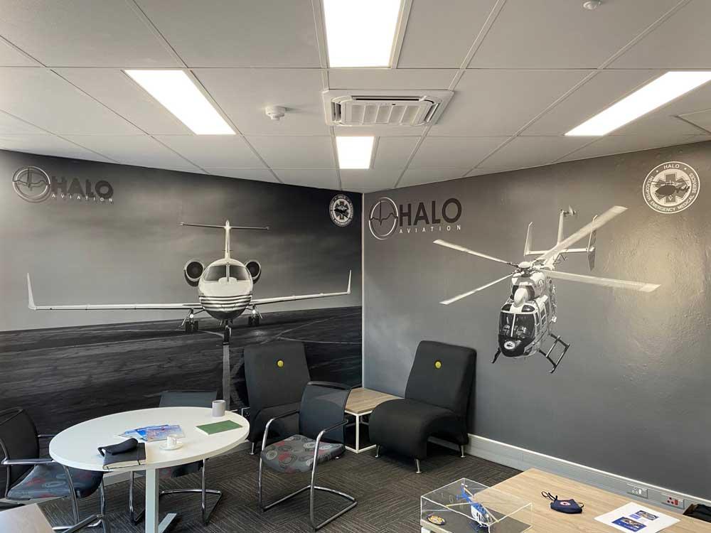 Wallpaper-plane